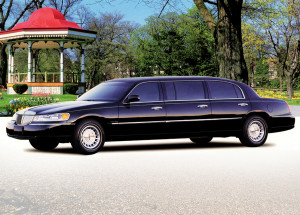 Limuzína Lincoln Town car